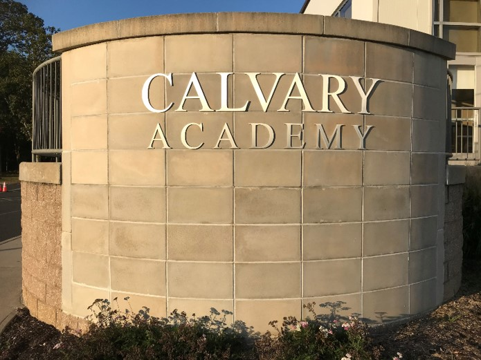 This image has an empty alt attribute; its file name is Calvary-academy.jpg